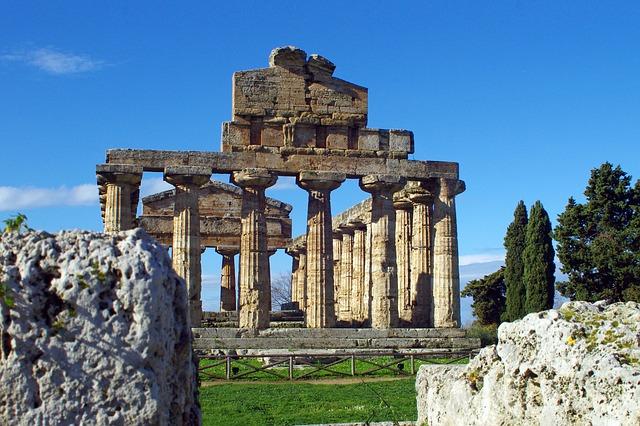 Le Meraviglie di Paestum: parco archeologico e museo