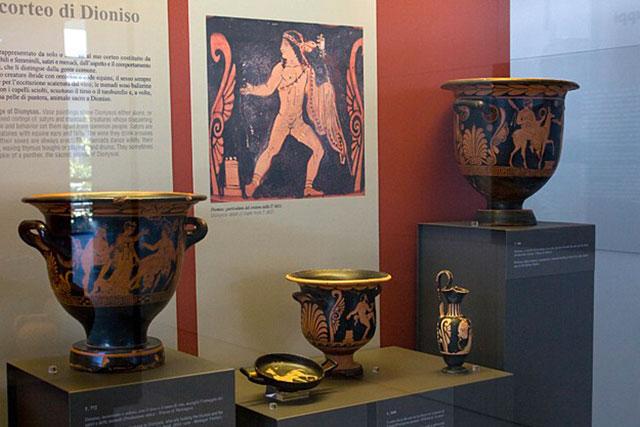 Museo archeologico di Pontecagnano: gli etruschi di frontiera