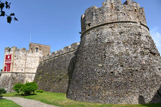 Da Agropoli a Rocca Cilento, di castello in castello